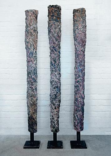 Drei Figuren, 2008